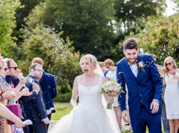Rushen Abbey Wedding