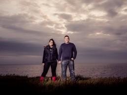 Engagement Photo Shoot Niarbyl Isle of Man