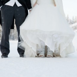 Winter Wedding Style Guide