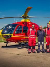 plan.com | Midlands Air Ambulance