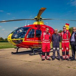 plan.com | Midlands Air Ambulance